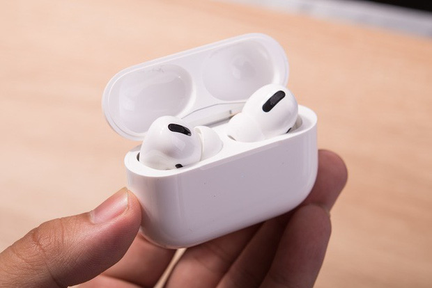 Trải nghiệm AirPods Pro: Thiết kế in-ear, chống ồn chủ động, chất âm vượt trội so với AirPods thường - Ảnh 4.