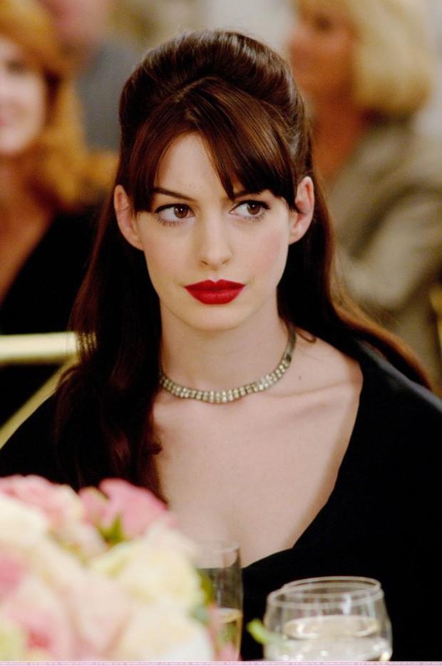 Nhan sắc nóng bỏng của nữ thần sắc đẹp đương đại Hollywood Anne Hathaway: Ngắm mà mê mẩn! - Ảnh 6.