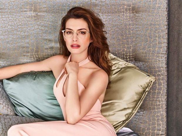 Nhan sắc nóng bỏng của nữ thần sắc đẹp đương đại Hollywood Anne Hathaway: Ngắm mà mê mẩn! - Ảnh 9.