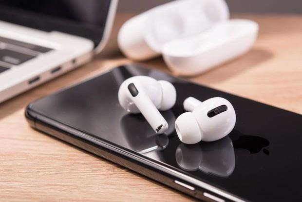 Trải nghiệm AirPods Pro: Thiết kế in-ear, chống ồn chủ động, chất âm vượt trội so với AirPods thường - Ảnh 10.