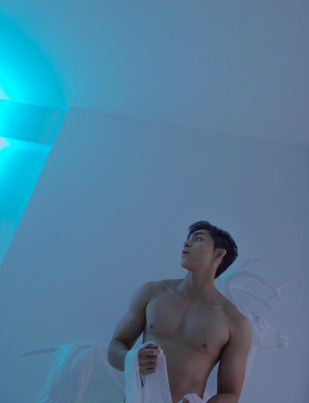 Jun Phạm khoe body rắn rỏi, khẳng định Sao nhập ngũ là show... thực tế nhất mà mình từng tham gia - Ảnh 3.