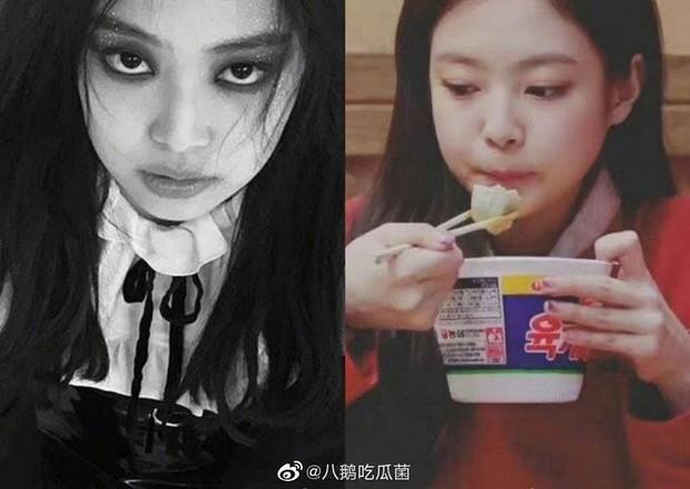 Thử thách nhan sắc tương phản: Thẩm Nguyệt - Dương Tử thảm họa khi make up đậm, Jennie gây tranh cãi hơn cả - Ảnh 3.
