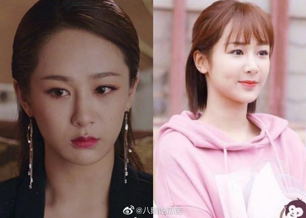 Thử thách nhan sắc tương phản: Thẩm Nguyệt - Dương Tử thảm họa khi make up đậm, Jennie gây tranh cãi hơn cả - Ảnh 4.