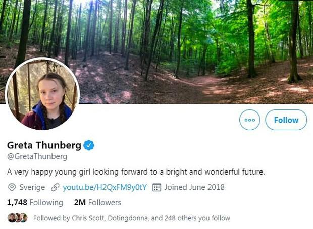 Greta Thunberg khiến dân mạng không vừa lòng khi tiếp tục dùng cách cũ để đáp trả lại tổng thống Nga - Ảnh 2.