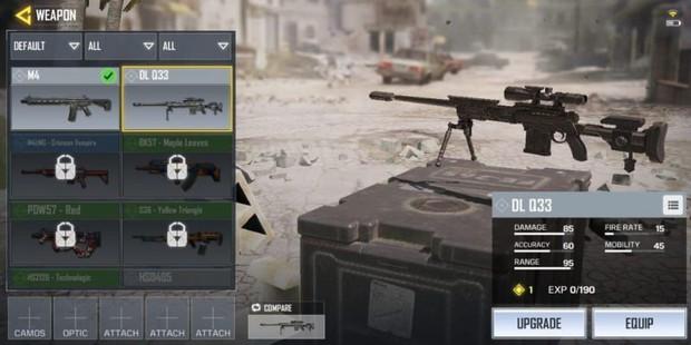 Call of Duty Mobile: Những vũ khí cực mạnh để có chiến thắng siêu dễ dàng - Ảnh 14.