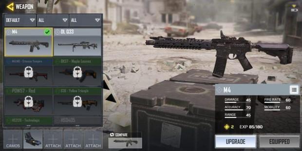 Call of Duty Mobile: Những vũ khí cực mạnh để có chiến thắng siêu dễ dàng - Ảnh 2.