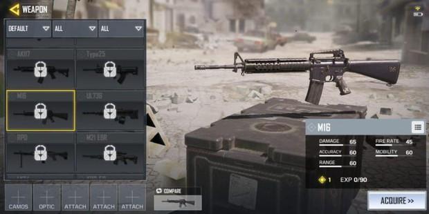 Call of Duty Mobile: Những vũ khí cực mạnh để có chiến thắng siêu dễ dàng - Ảnh 6.
