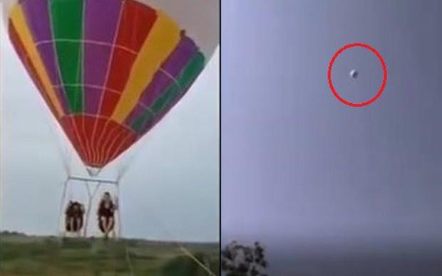 Ngồi khinh khí cầu vãn cảnh, hai mẹ con qua đời thương tâm vì khinh khí cầu bỗng nhiên phát nổ giữa không trung - Ảnh 2.