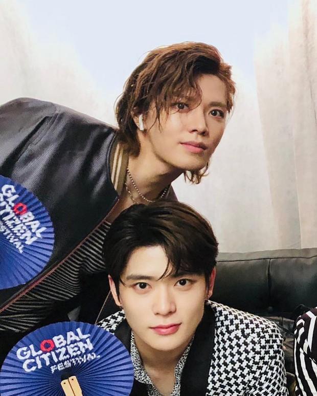 3 cực phẩm mỹ nam Hàn đang gây bão với tóc dài nữ tính: Người được tôn làm kỳ quan thế giới, kẻ lột xác dù bất đắc dĩ - Ảnh 9.