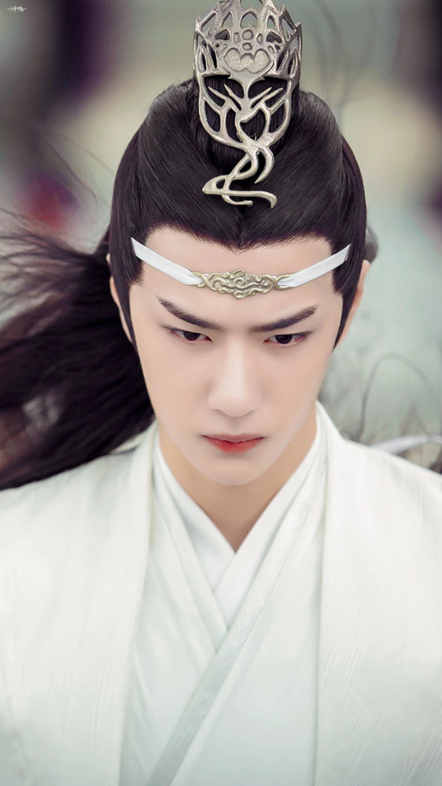 Triệu Lệ Dĩnh đóng phim với ông xã cũng không đẹp đôi bằng đàn em kém 10 tuổi Vương Nhất Bác? - Ảnh 8.