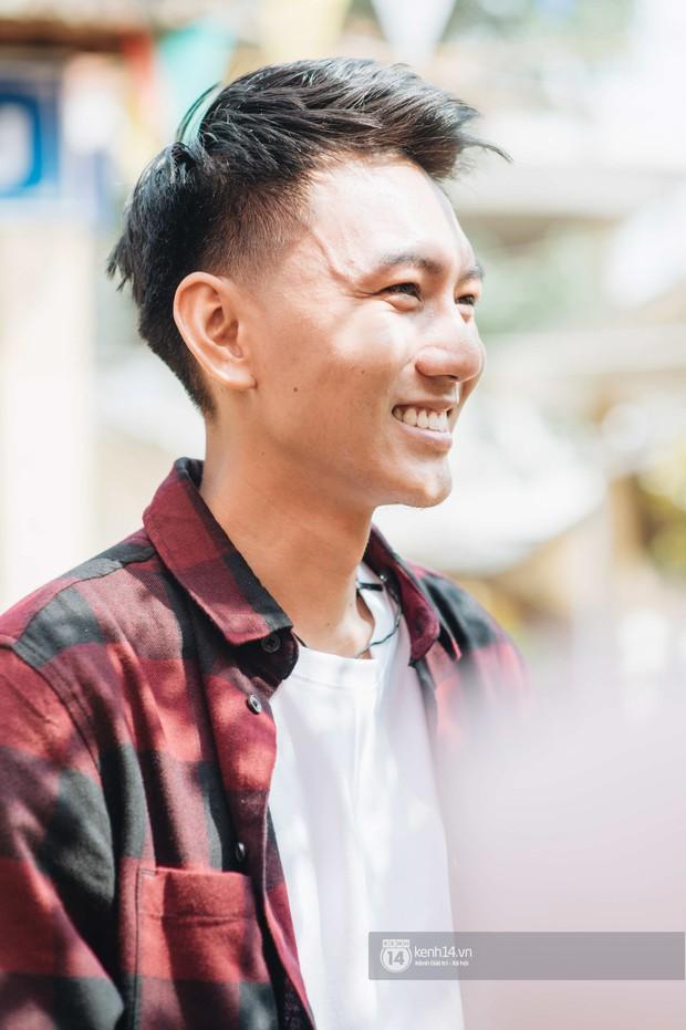 Khoai Lang Thang - Chàng trai sinh ra để toả nắng - Ảnh 1.