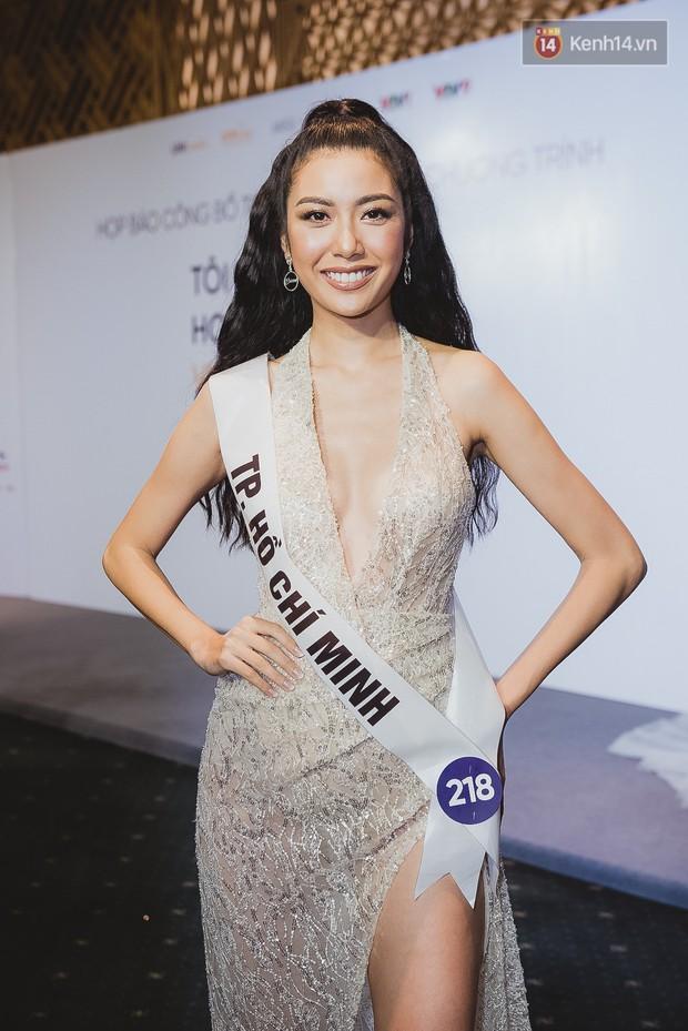 Top 60 Hoa hậu Hoàn vũ Việt Nam chính thức lộ diện: Thúy Vân, Hương Ly cùng đụng độ khoe nhan sắc bất phân thắng bại - Ảnh 1.