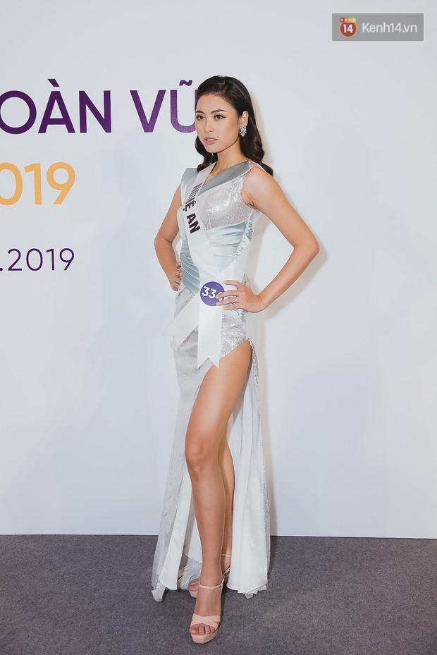 Top 60 Hoa hậu Hoàn vũ Việt Nam chính thức lộ diện: Thúy Vân, Hương Ly cùng đụng độ khoe nhan sắc bất phân thắng bại - Ảnh 8.