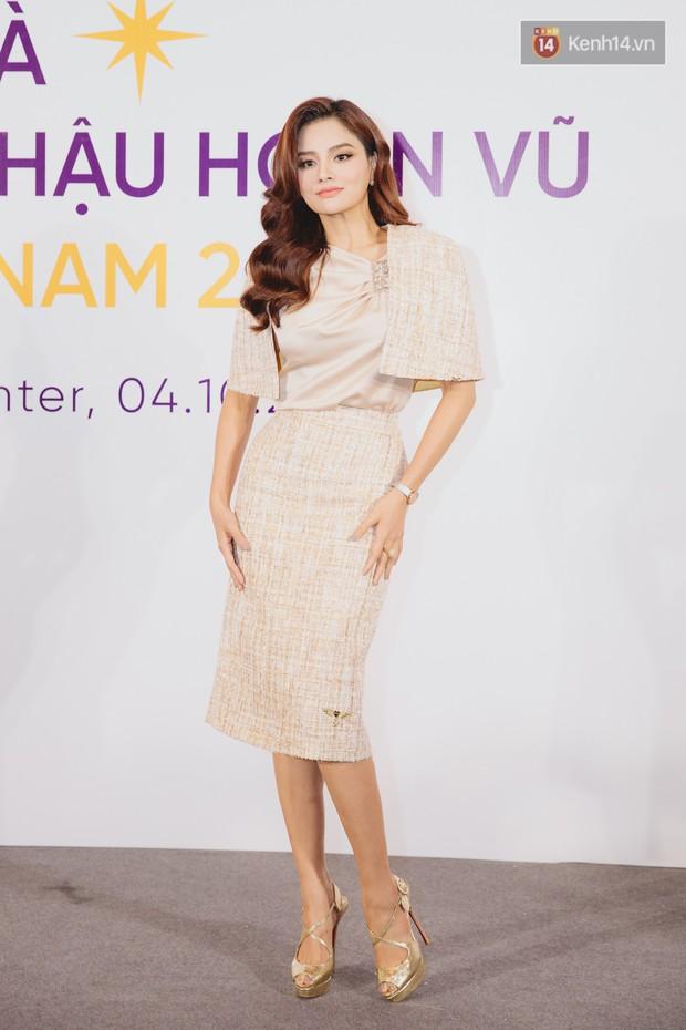 Thanh Hằng, Hoàng Thùy xuất hiện chặt chém, HHen Niê vắng mặt trong sự kiện quan trọng của Hoa hậu Hoàn vũ Việt Nam - Ảnh 6.