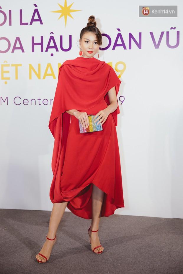Thanh Hằng, Hoàng Thùy xuất hiện chặt chém, HHen Niê vắng mặt trong sự kiện quan trọng của Hoa hậu Hoàn vũ Việt Nam - Ảnh 2.