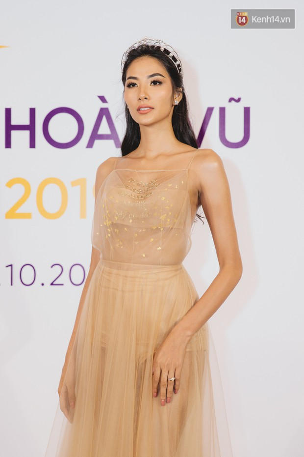 Thanh Hằng, Hoàng Thùy xuất hiện chặt chém, HHen Niê vắng mặt trong sự kiện quan trọng của Hoa hậu Hoàn vũ Việt Nam - Ảnh 3.