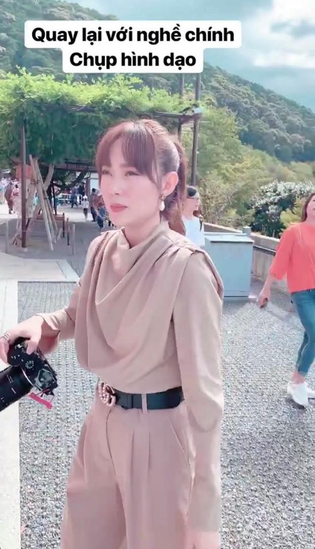 Góc nghiêm túc: Minh Hằng vừa tiết lộ nghề nghiệp chính mà cô chỉ làm mỗi khi… đi du lịch, không phải ca sĩ hay diễn viên - Ảnh 6.