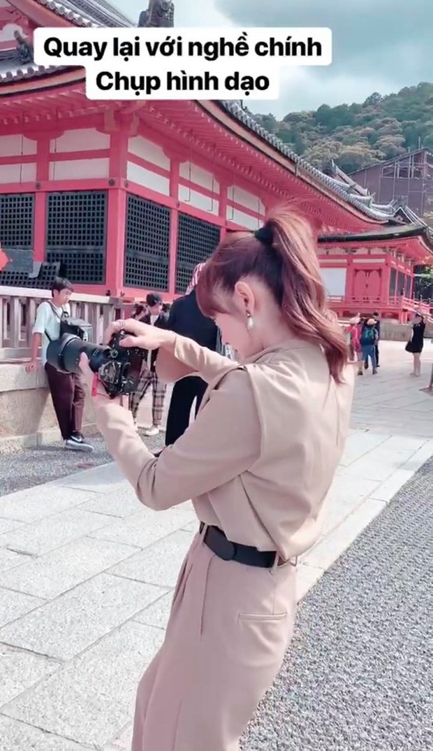Góc nghiêm túc: Minh Hằng vừa tiết lộ nghề nghiệp chính mà cô chỉ làm mỗi khi… đi du lịch, không phải ca sĩ hay diễn viên - Ảnh 5.