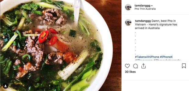 Phở Thìn Lò Đúc ở Úc khuấy động khắp mặt trận Instagram với hàng loạt hình check in và đây là những nhận xét của bạn bè quốc tế - Ảnh 5.