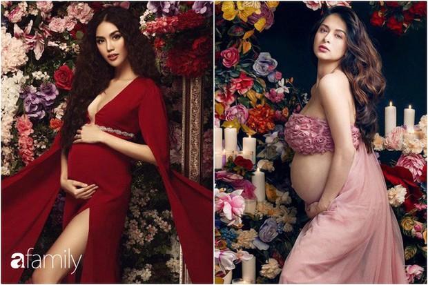 """Lan Khuê bỗng như phiên bản sinh đôi của """"bà mẹ đẹp nhất Philippines"""" Marian Rivera: Là bắt chước hay trùng hợp? - Ảnh 2."""