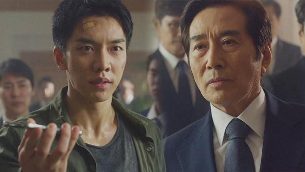 Vagabond tập 5: Lee Seung Gi vì miếng bánh mà bị bắt cóc, Suzy suýt vào tù vì tung bằng chứng khủng bố vụ rơi máy bay - Ảnh 13.