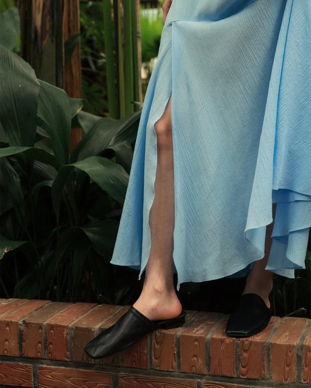 Giày mũi vuông - item mới nổi sở hữu quyền năng thăng hạng phong cách, bạn nỡ lòng nào không sắm ngay 1 đôi? - Ảnh 5.