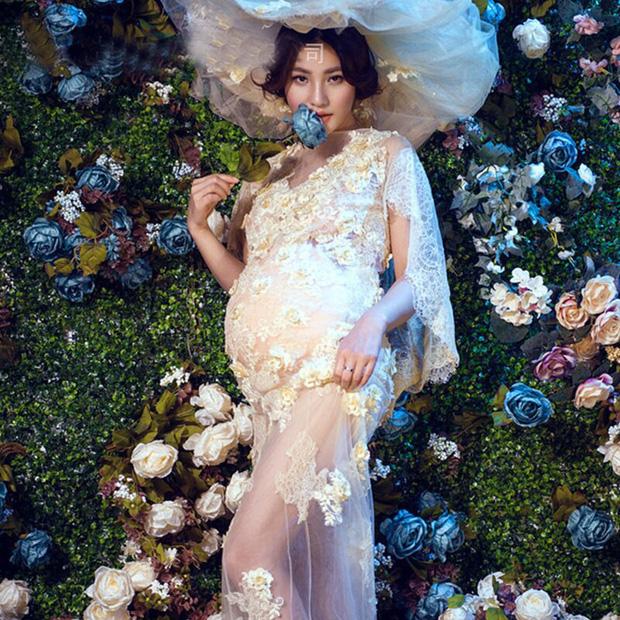 """Lan Khuê bỗng như phiên bản sinh đôi của """"bà mẹ đẹp nhất Philippines"""" Marian Rivera: Là bắt chước hay trùng hợp? - Ảnh 6."""