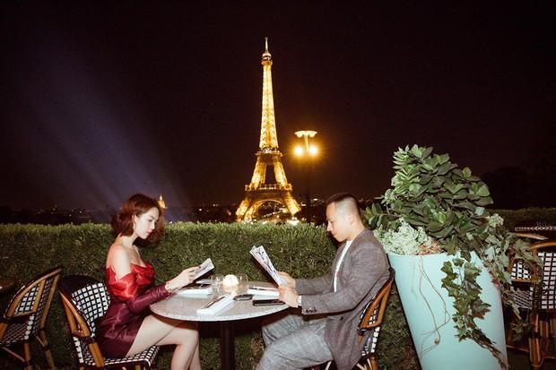 Ở Paris có khác: vlog mới của Vũ Khắc Tiệp và Ngọc Trinh như 1 show diễn thời trang đỉnh cao, choáng ngợp với phòng khách sạn 110 triệu/đêm - Ảnh 14.