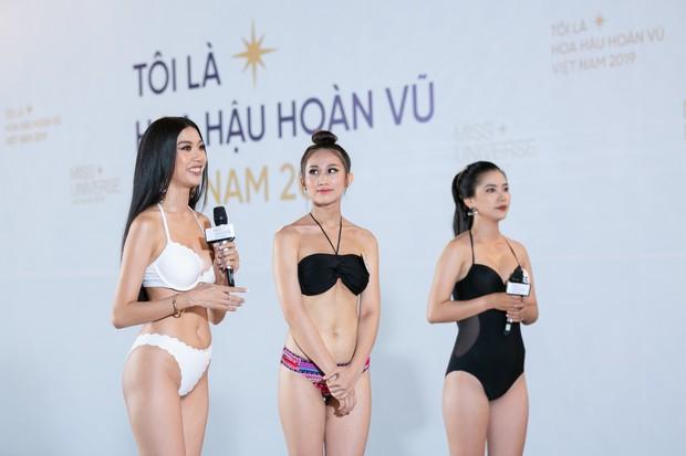 Đi thi mà xuất hiện như celeb, Thúy Vân suýt bị loại khỏi Hoa hậu Hoàn vũ Việt Nam - Ảnh 2.