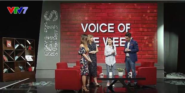 Những điều thú vị ở IELTS FACE-OFF số 3: Bà mẹ trẻ đánh liều thi Voice Of The Week vì giấc mơ được du học Úc - Ảnh 4.