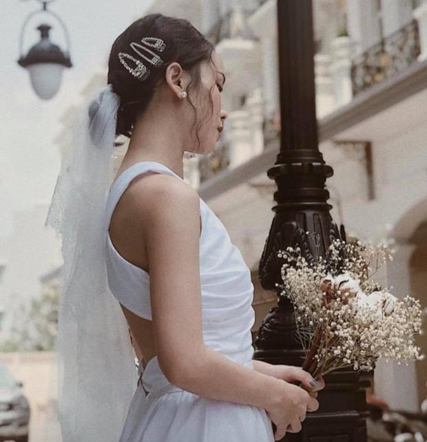 Bất ngờ khoe ảnh chụp hình cưới làm rộ nghi vấn lên xe hoa, Yến Trang cuối cùng đã lên tiếng - Ảnh 2.
