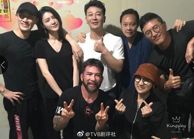HOT: Trai đẹp TVB Lâm Phong chính thức làm chồng người ta, kết hôn người mẫu nội y kém 11 tuổi - Ảnh 3.