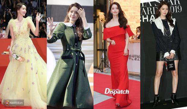 Chỉ trong 24h, Yoona khiến netizen choáng váng khi chạy sô 4 cây đồ: Từ sexy tới chanh sả, pha nào cũng xuất thần - Ảnh 1.