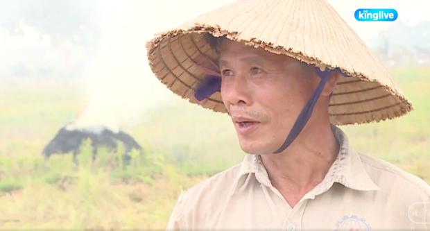 Clip: Người dân Hà Nội đốt rơm rạ khiến khói bụi cuồn cuộn mù trời, ô nhiễm không khí nghiêm trọng - Ảnh 4.