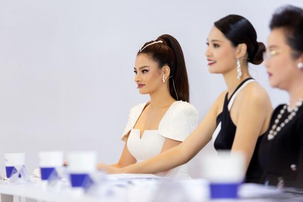 Vũ Thu Phương là giám khảo thích... loại thí sinh Hoa hậu Hoàn vũ nhất? - Ảnh 1.