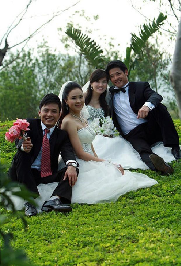 Dàn sao Cầu Vồng Tình Yêu sau 8 năm: Vợ chồng Mộc Miên rủ nhau mọc sừng ở Hoa Hồng Trên Ngực Trái - Ảnh 1.