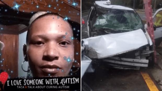 Bà mẹ gây phẫn nộ khi bảo 4 đứa con tháo dây an toàn rồi lái xe lao thẳng vào gốc cây mặc kệ con cầu xin - Ảnh 1.