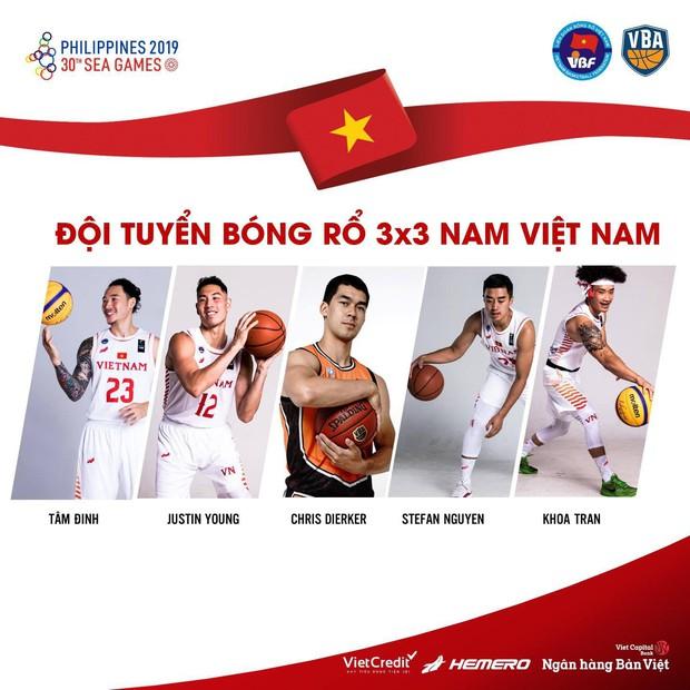 Liên đoàn bóng rổ Việt Nam công bố danh sách cầu thủ dự SEA Games 30: Anh tài VBA tụ hội dưới trướng HLV Kevin Yurkus - Ảnh 2.
