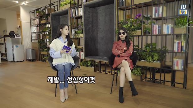 IU phân thân phỏng vấn nóng CEO Hotel Del Luna: Khách nhiều tiền là thượng đế, muốn kiếp sau có mối tình đẹp với Goo Chan Sung! - Ảnh 7.