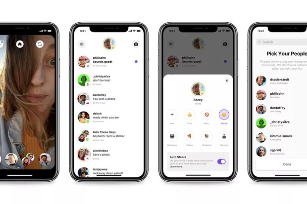 Instagram ra mắt ứng dụng Messenger của riêng mình, chỉ dành cho hội bạn thân cạ cứng - Ảnh 1.