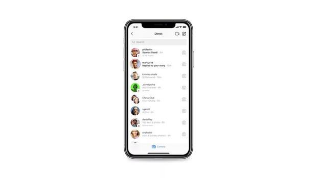 Instagram ra mắt ứng dụng Messenger của riêng mình, chỉ dành cho hội bạn thân cạ cứng - Ảnh 2.