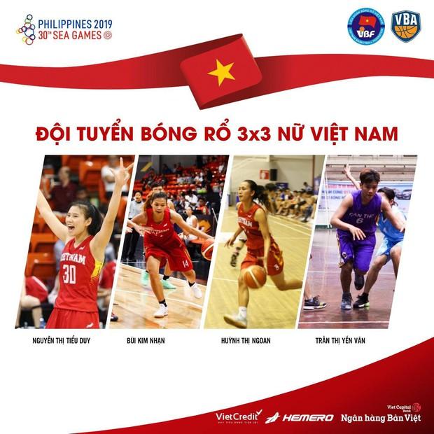 Liên đoàn bóng rổ Việt Nam công bố danh sách cầu thủ dự SEA Games 30: Anh tài VBA tụ hội dưới trướng HLV Kevin Yurkus - Ảnh 3.