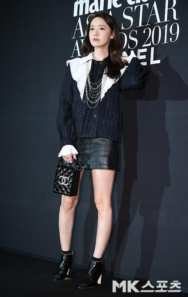 Thảm đen LHP Busan ngày 3: Yoona không còn thần thánh vì đôi chân, tân Hoa hậu Hàn Quốc nhan sắc gây tranh cãi - Ảnh 2.