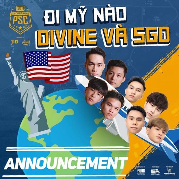 Vừa vô địch giải PUBG Đông Nam Á lại rinh thêm cúp mới: Divine Esports đích thị là ông vua PUBG của khu vực! - Ảnh 4.