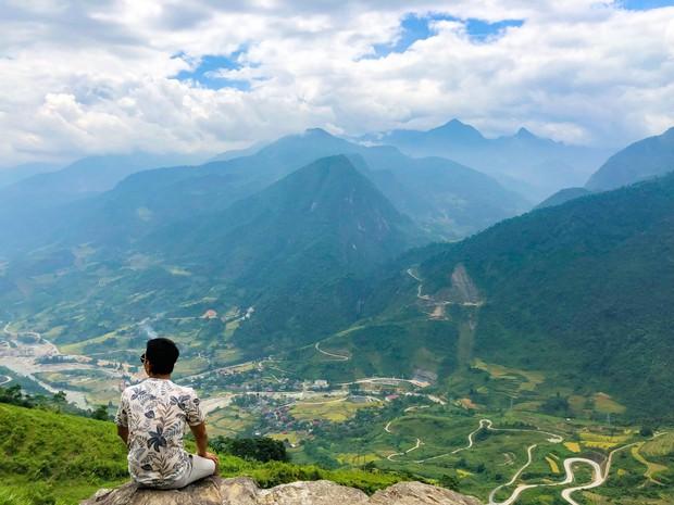 Xem vlog mới của NTK Đỗ Long, dân tình ai nấy đều choáng ngợp với không gian tựa thiên đường tại tiểu Bali của Sapa - Ảnh 3.