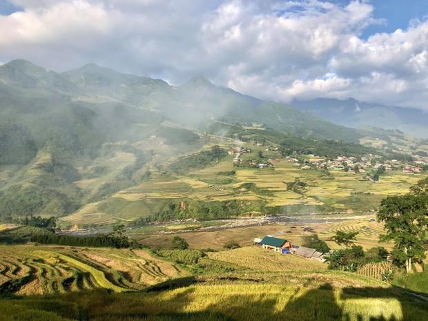 Xem vlog mới của NTK Đỗ Long, dân tình ai nấy đều choáng ngợp với không gian tựa thiên đường tại tiểu Bali của Sapa - Ảnh 4.