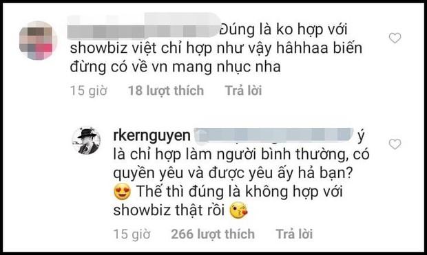 Rocker Nguyễn được đà khoe tới bạn gái xinh đẹp, sẵn sàng chiến tay đôi với ai có comment công kích - Ảnh 3.