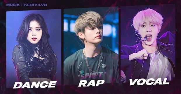 Từng bị chê nhảy không đẹp, hát chưa đủ hay, Jisoo (BLACKPINK), Jin (BTS) và loạt idol đã tiến bộ để hoàn thiện mình như thế nào? - Ảnh 1.