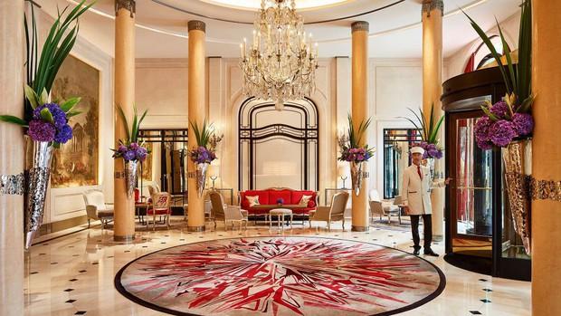 Choáng váng: 110 triệu/đêm đã là gì, khách sạn Vũ Khắc Tiệp và Ngọc Trinh thuê ở Paris còn có phòng giá 700 triệu/đêm! - Ảnh 12.