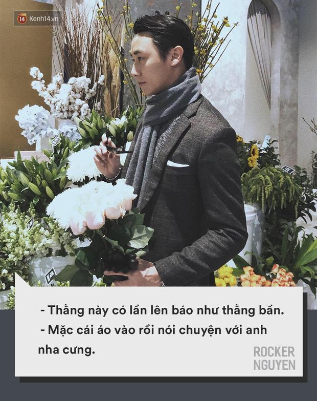 Công khai yêu đương một ngày đã phải thở ra mười nghìn câu khẩu nghiệp: Ai cho Rocker Nguyễn được hiền?  - Ảnh 8.